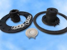 江苏橡胶垫片-橡胶防老剂有哪些应用?